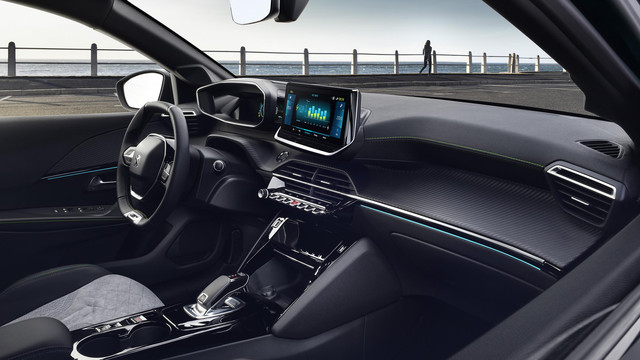 NEW PEUGEOT 208 ELECTRIC – Galeria 24